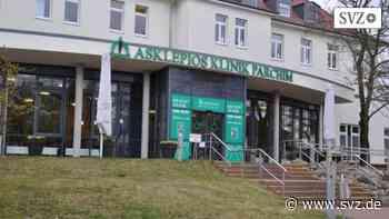 Krankenhaus Parchim: Wechsel der Geschäftsführung in der Asklepios-Klinik | svz.de - svz – Schweriner Volkszeitung