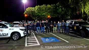 Operação policial prende em São Carlos acusado de assaltar residência em Descalvado - São Carlos Agora