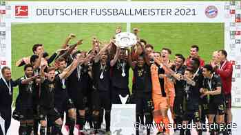 Lewandowski-Rekord, Meisterschale, Emotionen: 5:2 für Bayern - Süddeutsche Zeitung