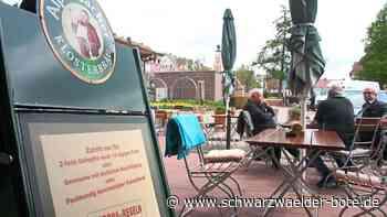 Corona im Kreis Freudenstadt - Weitere Lockerungen wohl ab Freitag - Schwarzwälder Bote