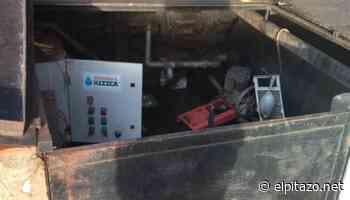 Tres comunidades de Clarines quedan sin agua tras hurto de bomba de agua - El Pitazo