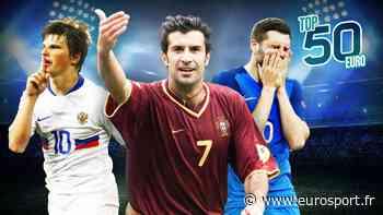 Comète russe, Gignac et marathon : Le Top 50 des moments qui ont fait l'Euro - Eurosport FR