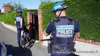 À Montivilliers, près du Havre, un nouvel agent et un deuxième chien à la police municipale - Paris-Normandie