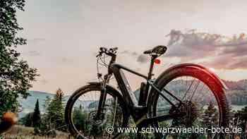 Unfall in Burladingen - E-Bike-Fahrer bei Sturz schwer verletzt - Schwarzwälder Bote