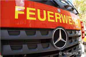 Keine Verletzten, aber hoher Schaden bei Dachstuhlbrand in Burladingen-Starzeln - Zollern-Alb-Kurier