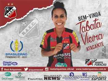 Real Ariquemes feminino tem confronto direto na próxima rodada do Brasileiro A2 - globoesporte.com