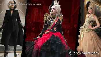 Emma Stone, Emma Thompson help create backstory for Disney's best-dressed villain in 'Cruella' - KGO-TV