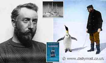 Fourteen years before the South Pole was conquered, a Belgian ship set off for the end of the Earth