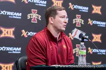 Men's basketball matched up against Creighton in upcoming season - Iowa State Daily