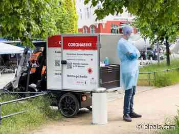Fraude y descontrol en los test rápidos de coronavirus en Alemania - EL PAÍS