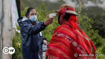 Alerta por nueva variante Andina de coronavirus en Latinoamérica - DW (Español)