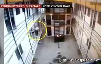 Revelan video de autosecuestro de candidato Verde en Acajete - Municipios Puebla
