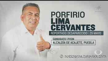 Candidato de Acajete, Puebla, simula secuestro - Noticieros Televisa