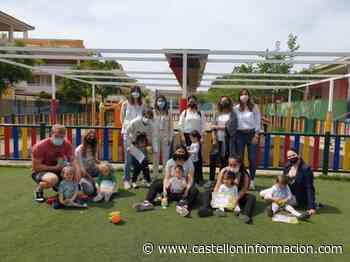 Oropesa cierra otra edición de su Espacio Familiar inspirado en actividades Montessori para niños de 0 a 3 años - Castellón Información