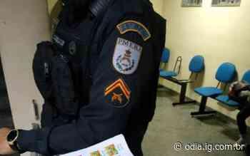 Bom Jesus do Itabapoana: Ação do 29° BPM apreende arma falsa durante buscas em casa de jovem - Jornal O Dia