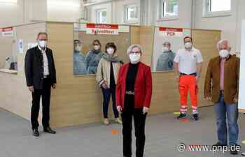 Teststation wird gut angenommen - Passauer Neue Presse
