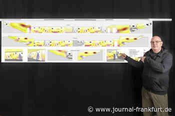 Emojis als Wohlfühlfaktor - Bahnhof Griesheim - Journal Frankfurt