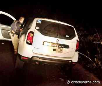 Suspeitos usam carroça durante roubo a carro no litoral do Piauí - Parnaiba - Cidadeverde.com