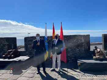 El Ayuntamiento de Santa Cruz de La Palma asume la titularidad del 22% del Castillo de Santa Catalina - elapuron.com