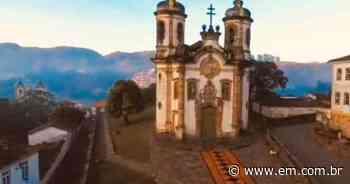 Ouro Preto amanhece decorada para as celebrações de Corpus Christi - Estado de Minas