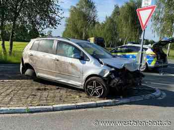 Greffener (39) schwer verletzt - Westfalen-Blatt