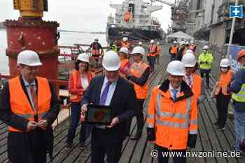Hafen Brake: 8,5 Millionen Euro stärken Seehafen Brake - Nordwest-Zeitung