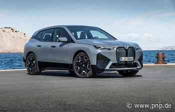 Elektrischer SUV aus Dingolfing: Das kostet der neue BMW - BMW - Passauer Neue Presse