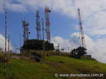 Bandidos furtam baterias em torres de transmissão bairro no Caravelas, em Ipatinga - Jornal Diário do Aço