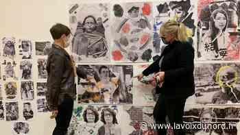 Saint-Amand-les-Eaux: «Je selfie donc je suis», l'expo qui révèle des collégiens - La Voix du Nord