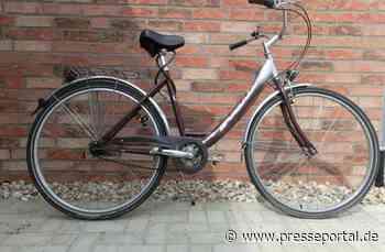 POL-CE: Hermannsburg - Wem gehört dieses Fahrrad? - Presseportal.de