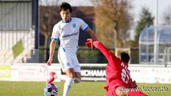Wechsel innerhalb der Liga: Ito kommt von Lotte nach Lippstadt - kicker