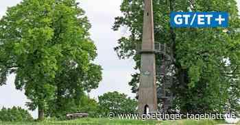 Christus-König-Turm auf dem Euzenberg bei Duderstadt: Info-Tafeln und Beleuchtung geplant - Göttinger Tageblatt