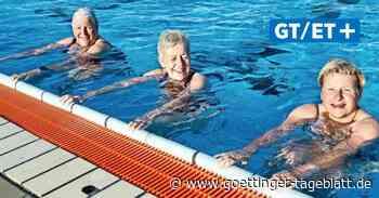 Freibad Duderstadt: Erste Schwimmer gleich nach der Öffnung am Start - Göttinger Tageblatt