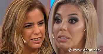 "Marina Calabró cruzó a Virginia Gallardo tras la polémica por el final de ""TV Nostra"" - Clarín"