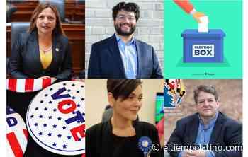 Candidatos latinos buscan reelección y la vicegobernación en las primarias de Virginia - El Tiempo Latino