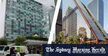 North Sydney's MLC Building listed on the state heritage register - The Sydney Morning Herald