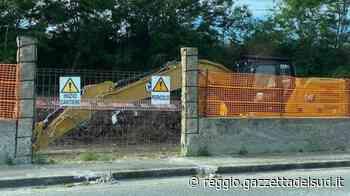 Villa San Giovanni, lavori del lungomare fermi a due mesi dalla consegna - Gazzetta del Sud - Edizione Reggio Calabria
