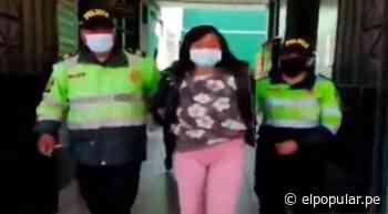 Huancayo: fiscal pide 9 meses de prisión para mujer que golpeó a su bebé - ElPopular.pe