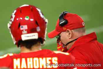 Patrick Mahomes on 20-0 goal: The mindset every week is to win