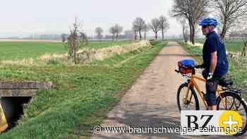 Rundtour zwischen Elm und Asse: Mit dem Rad zum Vilgensee - Braunschweiger Zeitung