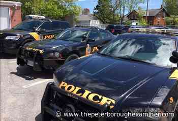 Cobourg police seize small quantity of crystal meth, arrest 2 people during traffic stop - ThePeterboroughExaminer.com