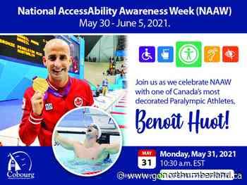 Cobourg celebrating National AccessAbility Week - 93.3 myFM