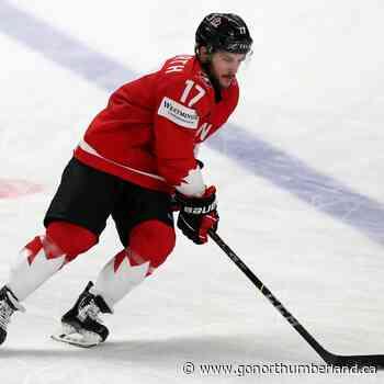 Cobourg Cougar Alumni signs NHL Deal - 93.3 myFM