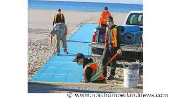 News IMPACT: A 'tough' decision: Residents, council talk partial reopening of Cobourg beach - northumberlandnews.com