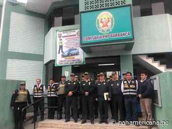 PNP instalará nueva comisaría en Pativilca y anuncia 'shock de seguridad' en Norte Chico - Panamericana Televisión