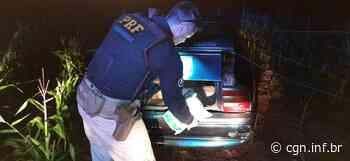 Após fuga e perseguição, PRF prende contrabandista de agrotóxicos em Terra Roxa - CGN