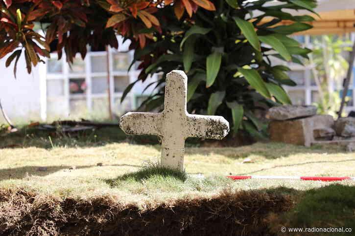 JEP prohíbe exhumaciones y entierros en el cementerio El Carmen de Riosucio - http://www.radionacional.co/