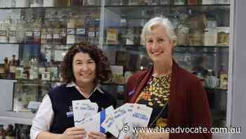Cancer Council Tasmania and Wynyard pharmacy team together for June - The Advocate