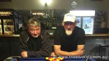 First masters event a success Burnie/Somerset/Wynyard Eight-ball Association - The Advocate
