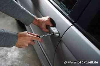 Burgau: Radio und Navi aus Pkw gestohlen - BSAktuell